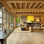 wood interior design